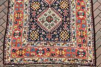 Good antique Luri carpet 250x156cm (4 of 10)
