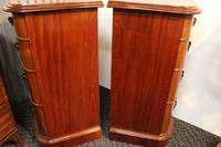 Mahogany Bedside Chests (4 of 6)