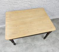 Pine Kitchen Table, Seats 4 (7 of 7)