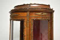 French Style Ormolu Mounted Display Cabinet (10 of 12)