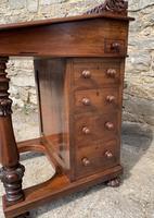 Regency Rosewood Davenport Desk (12 of 26)