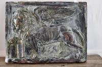 Heavy Bronze Effect Wall Plaque Depicting the Winged Lion of St Mark, Venice (6 of 11)