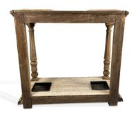 Stick and Brolly Oak Hall Stand (6 of 7)