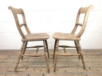 Pair of Chairs with Rope Twist Backs (4 of 10)