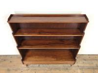 Reproduction Mahogany Bookcase (2 of 6)