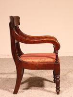 Small Child Chair from 19th Century in Mahogany- England (6 of 8)