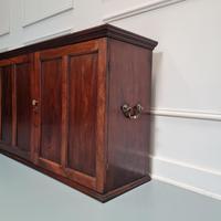 Quality Georgian Mahogany Estate Cupboard c.1800 (5 of 8)