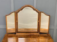 Substantial Burr Walnut Dressing Table (3 of 18)