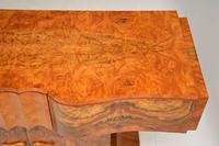 Art Deco Burr Walnut Console Table by Hille (10 of 12)