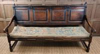 Late 17th / Early 18th Century Settle (4 of 10)