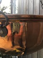 Copper Hanging Planter (8 of 8)