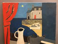 oil on canvas St Ives still-life (5 of 5)