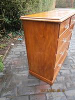 Satin Birch Chest of Drawers (5 of 6)