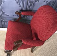 Mahogany Desk Chair (3 of 7)