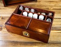 Georgian Mahogany Apothecary Box 1800 (12 of 14)
