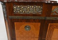 Neo Classical Swedish Commode Marquetry Chest of Drawers Scandanavian (8 of 16)