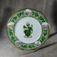 "Limited Edition Caverswall ""Rutland County"" Plate"