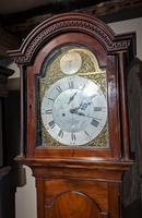 Late 18th Century Mahogany Longcase Clock (3 of 7)