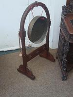 Gothic Oak Gong (5 of 6)