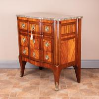 Continental 3 Drawer Commode Chest of Drawers (3 of 13)