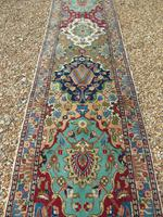 Antique Bakhtiari Carpet Runner (8 of 8)