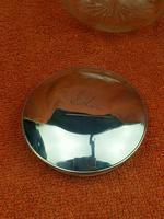 Antique Sterling Silver Hallmarked Vanity Jar 1922 , Charles & Richard Comyns London (6 of 12)