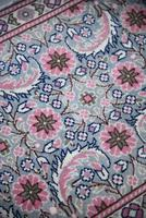 Pink Floral Eastern Wool Runner (8 of 12)