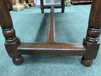 18th Century Oak Farmhouse Dining or Kitchen Table (6 of 7)