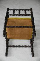 Arts & Crafts Bobbin Corner Chair (9 of 9)