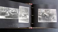 1940's Photograph Album of Motor Travels  in France Post  WW2 150 + Images (5 of 8)