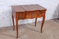 French Walnut Veneer Fold out Dressing Table (3 of 7)