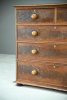 Antique Mahogany Chest of Drawers (9 of 9)