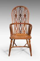 Mid 19th Century Yew Tree Windsor Chair (4 of 6)