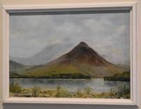 Welsh Landscape Oil Painting by Charles Wyatt Warren (3 of 7)