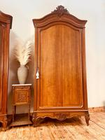 Pair of French Armoires / Two French Wardrobes (4 of 10)