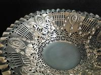 Antique Edwardian Silver Comport - 1906 (5 of 5)