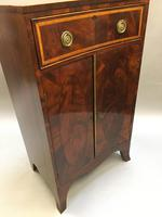 19th Century Concave Side Cabinet (9 of 13)