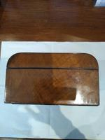 Walnut Wood Sewing Box with Mother of Pearl Inlay (4 of 13)