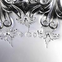 Magnificent Antique Set of Three Solid Sterling Silver Comport / Tazza Suites with Fine Chased Engravings - Martin Hall & Co 1890 (22 of 24)
