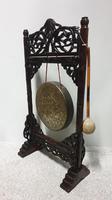 Oriental Gong in Paduke Wood (8 of 8)