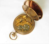 1912 Waltham Traveller Pocket Watch (4 of 5)