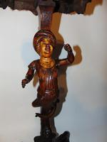 Italian Carved Limewood Torchere (5 of 8)
