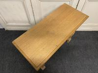 Pair of Bleached Oak Console Tables (4 of 16)