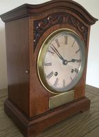 Edwardian High Quality Eight Day Striking Bracket Clock (7 of 11)