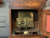 Victorian Mahogany Bracket Clock (2 of 3)