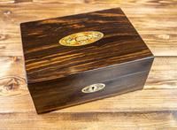Decorative Coromandel Table Box 1850 (7 of 8)