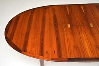 1960's Danish Rosewood Extending Dining Table (5 of 11)