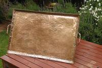 Large copper tray by John Pearson (2 of 5)