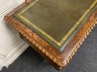 Fine Quality Burr Walnut Desk (18 of 25)