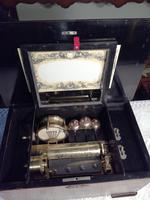 Swiss  Orchestral Music Box, Fully Reconditioned (9 of 9)